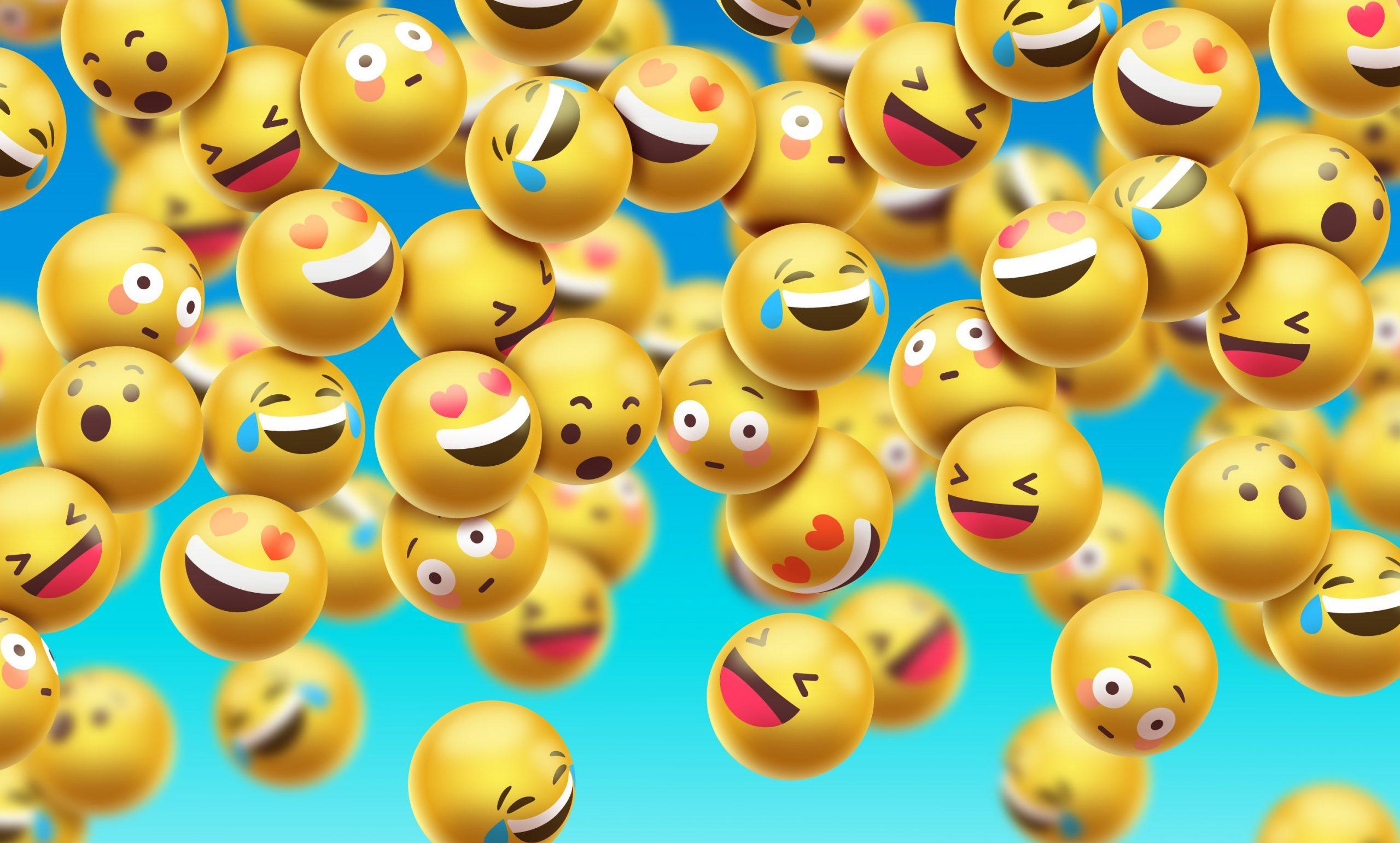 Posso usar emojis nas redes sociais da Igreja?