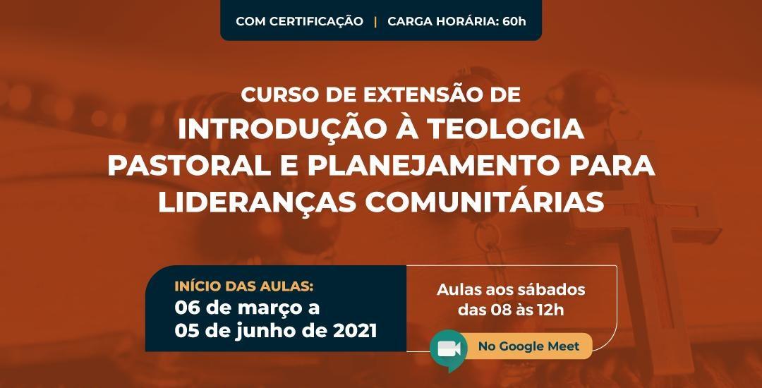 Católica de Salvador promove curso de extensão em Introdução à Teologia Pastoral e Planejamento