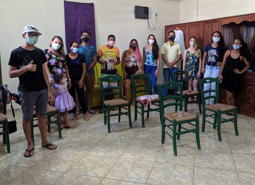 Paróquia São João Batista em Itabela -BA realiza reunião de Implantação da Pastoral da Comunicação