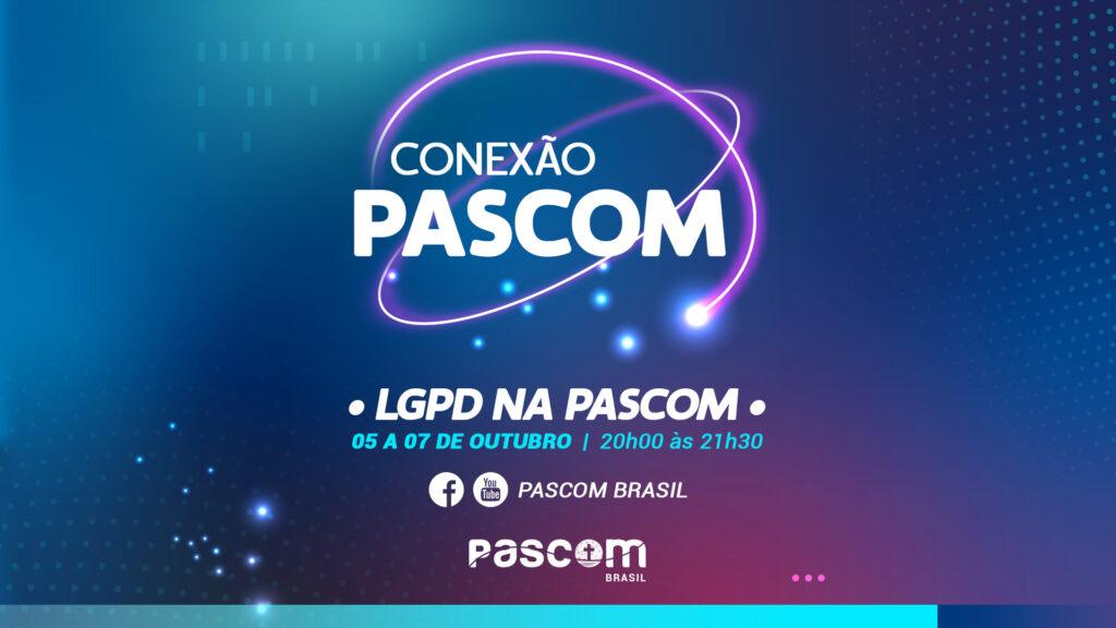 Pascom Brasil promove minicurso sobre Lei Geral de Proteção de Dados